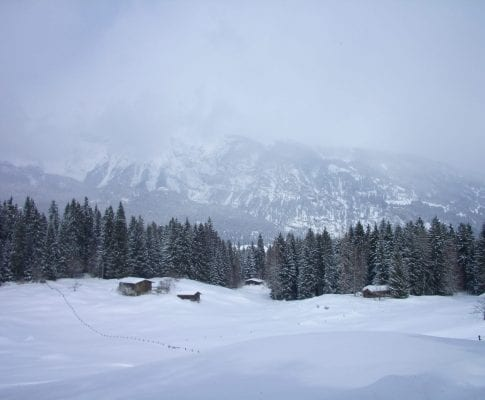 Winterwalk in Flims